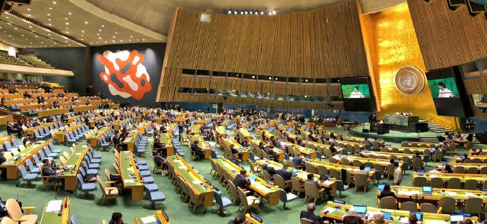 Full text of Sushma Swaraj's speech at 73rd UN General Assembly session