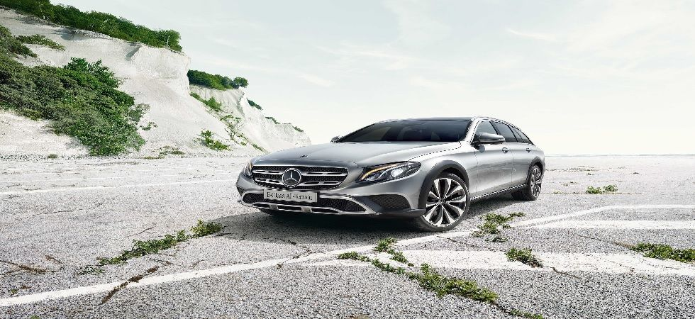 Mercedes-Benz E-Class All-Terrain: Know specifications and features (Image: Twitter)