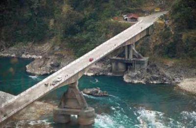 New bridge on strategic inaugurated in Arunachal Pradesh