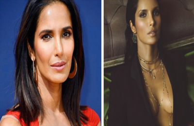 Padma Lakshmi says after her rape revelatory piece a woman's assaulter apologised