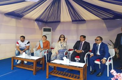 Meghalaya: Nita Ambani calls for inclusive growth of sports in education