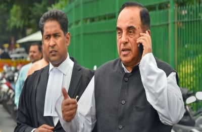 Imran Khan is nothing but a 'chaprasi'; no point holding talks with Pakistan, says Subramanian Swamy