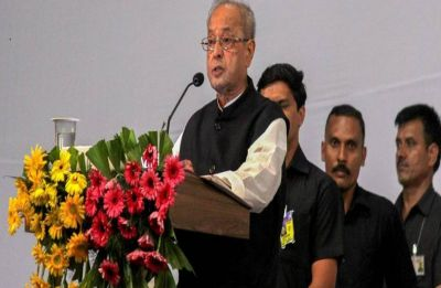 On International Day of Older Persons, Pranab Mukherjee says elderly should not be consigned to history books