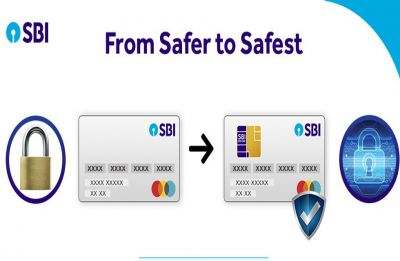 Know how to replace old State Bank of India Debit card to EMV Chip-based Card