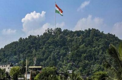 Third highest national flag unfurled in Guwahati | Five facts about it