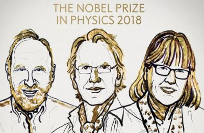 Donna Strickland becomes first woman Physics Nobel winner in 55 years