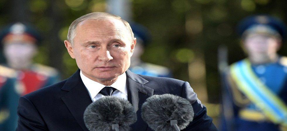 Russian President Vladimir Putin (Photo- Twitter/@PutinRF_Eng)