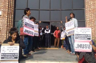 JNUSU calls for university strike tomorrow