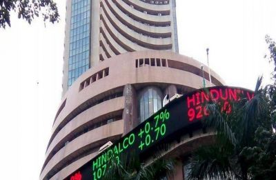 Sensex plummets over 800 points on sinking rupee, weak global cues
