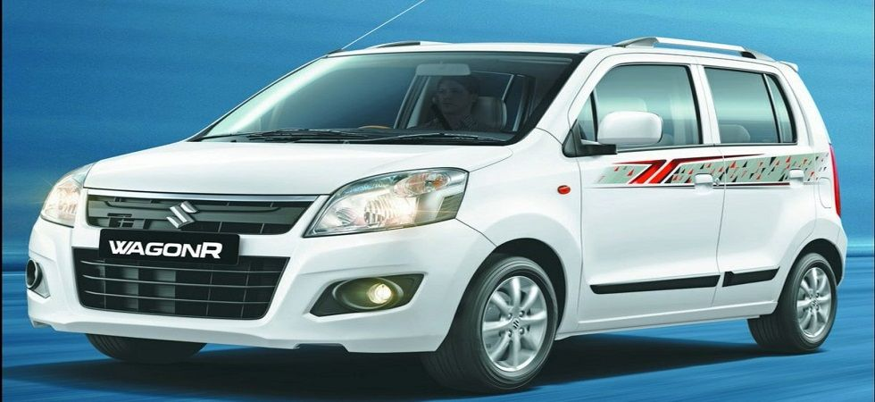 Maruti launches WagonR limited edition (Photo- Twitter/@banikalra)