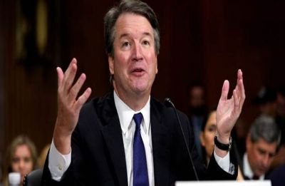 Victory for Trump as Brett Kavanaugh sworn in as US Supreme Court Justice