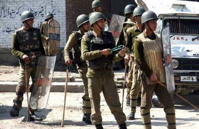 Jammu and Kashmir municipal polls: Voting underway amid tight security, mobile services suspended