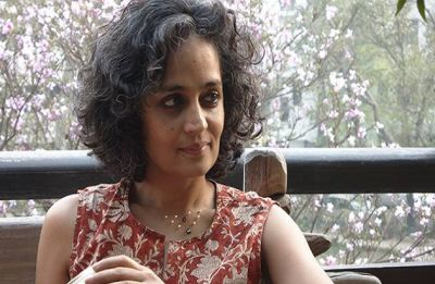 We are living through history as fake news, says Arundhati Roy