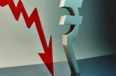 Rupee drops 30 paise to close at record low of 76.04 against dollar