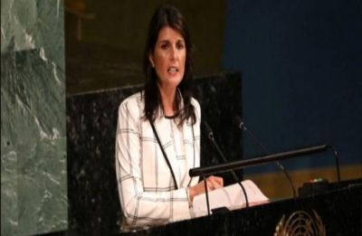 Nikki Haley resigns as US ambassador to UN; says not to run against Trump