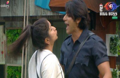 Bigg Boss 12: Surbhi Rana pulls Srishty Rode's hair to win a task, watch video