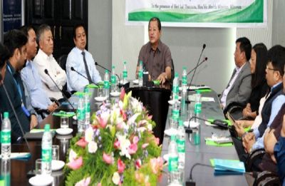 Congress to announce candidate names for Mizoram assembly poll on October 11