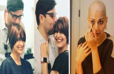 Sonali Bendre shares heart-rending battle against cancer; says even lifting a finger hurts