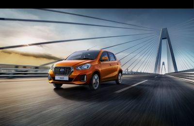 New version Datsun GO and GO+ launched in India