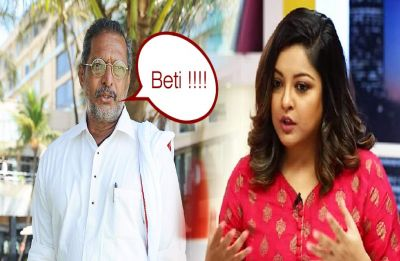 Video: Nana Patekar refers to Tanushree Dutta as 'Beti' in this VIRAL video
