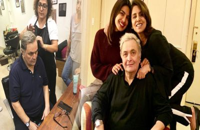 Rishi Kapoor reveals the reason for his sudden grey hair