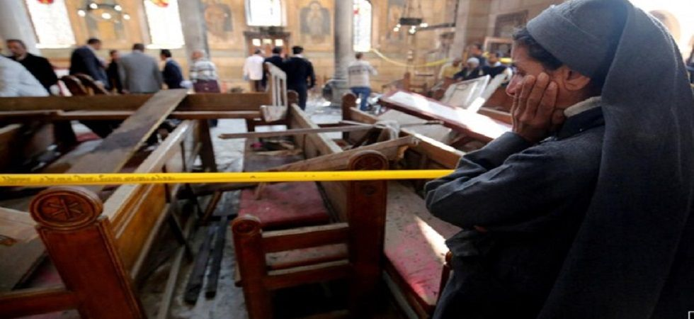 Egypt court sentences 17 to death for attacking Christians (Photo- Twitter)