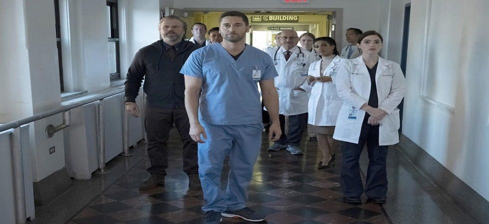 NBC orders nine more episodes of Anupam Kher's 'New Amsterdam' (Photo- Twitter)