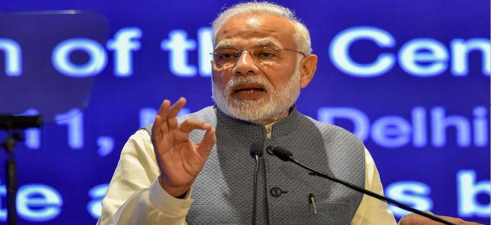 PM Modi inaugurates Centre for 4th Industrial Revolution (Photo Source: PTI)