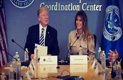 Melania Trump says she ignores rumours of Trump's infidelity