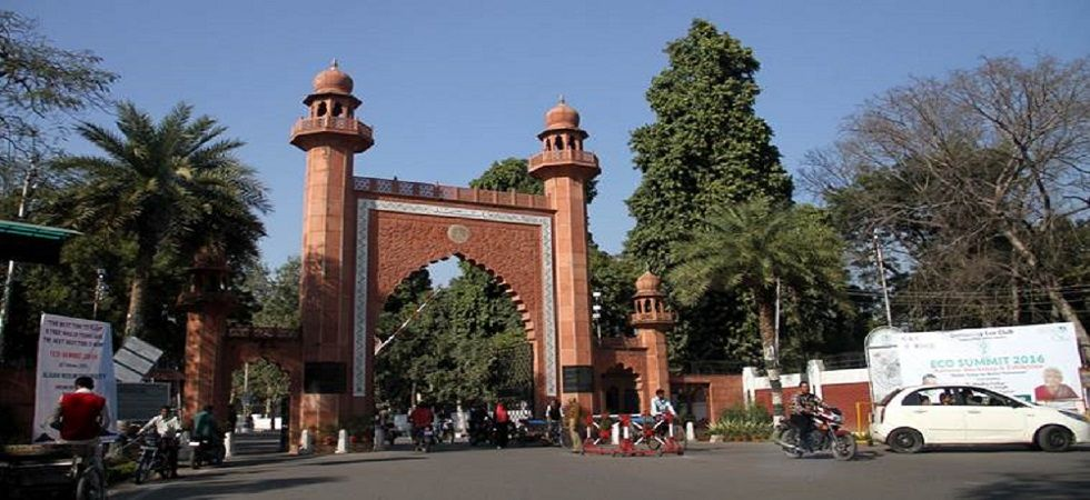 AMU suspends 3 students over alleged prayer meet for Manan Wani