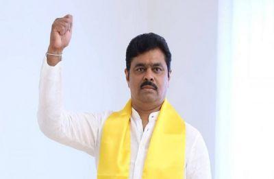 Hyderabad: Income Tax raids at Andhra TDP MP CM Ramesh's premises