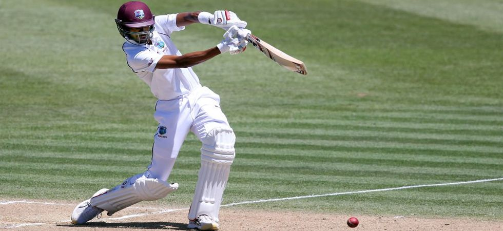 LIVE| India vs West Indies 2nd Test in Hyderabad (Image: BCCI/Twitter)