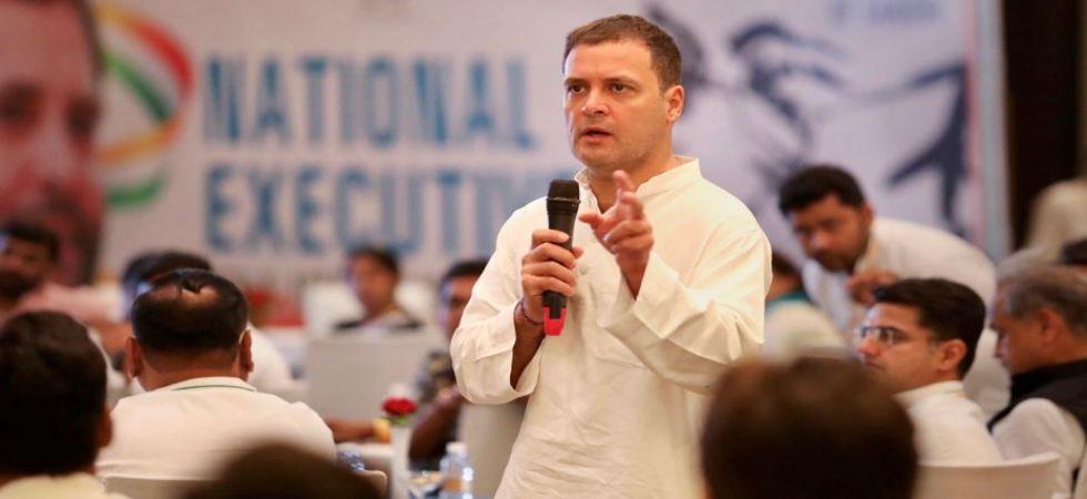 LIVE: Amid Rafale row, Rahul Gandhi meets HAL employees in Bengaluru (Photo Source: PTI)