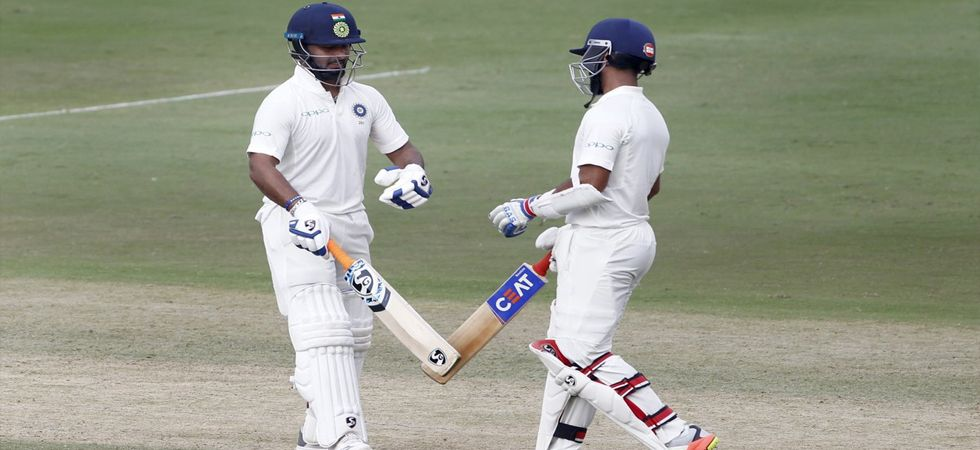 IND vs WI, 2nd Test, Day 2 LIVE: Pant, Rahane take India to 308/4 at Stumps (Photo: Twitter/BCCI)