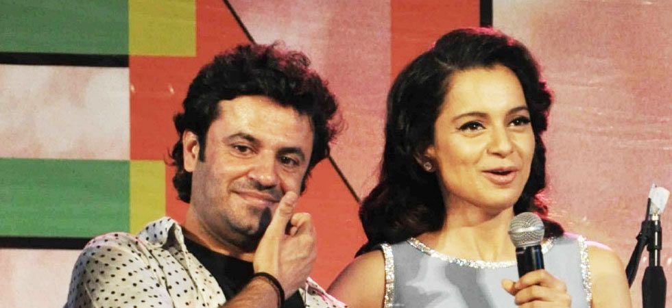 Richa Dubey-Vikas Bahl's ex-wife says Kangana danced to an item number with Vikas; Kangana hits back/ Image: File photo
