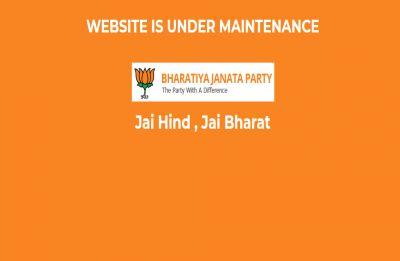 Hackers post 'Pakistan Zindabad' slogans on Goa BJP website