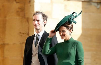 Pippa Middleton, sister of Duchess Kate, gives birth to baby boy