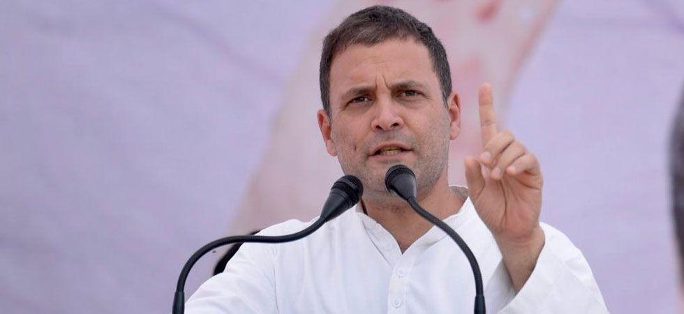 Farm loan waiver, quality education and jobs: Rahul Gandhi's mega poll pitch in Madhya Pradesh