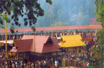 Sabarimala on the boil as temple gates open for women today
