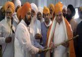 LIVE | Rahul Gandhi continues his temple run, prays at Gurdwara Data Bandi Chhor in Gwalior