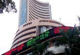 Sensex succumbs to profit-booking, tanks 383 points