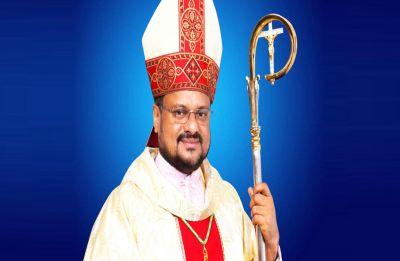 Kerala Nun Case: Rape-accused bishop showered with rose petals, garlands in Jalandhar