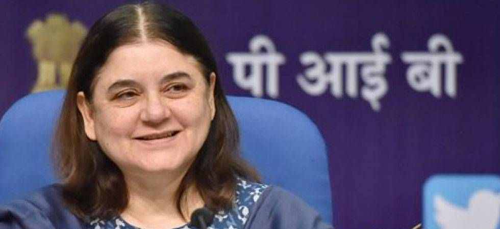 WCD to celebrate women farmers, boost organic culture in India, says Maneka Gandhi (PHOTO: PTI)