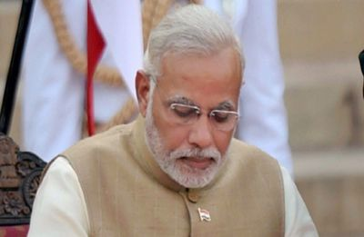 PM Modi says Amritsar train tragedy 'heart-wrenching', announces Rs 2 lakhs for victims' families