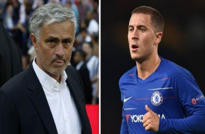 Chelsea win the league when Hazard is the best player, warns Mourinho