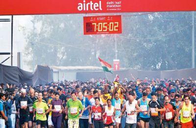 Ethiopian Belihu wins Airtel Delhi Half Marathon men's race