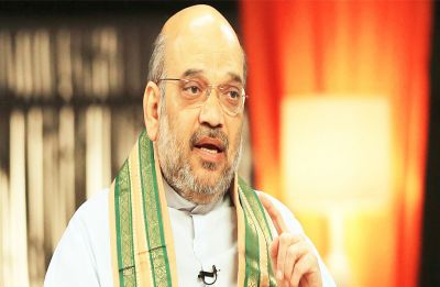 Amit Shah is `today's Chanakya', says Union AYUSH Minister Shripad Naik