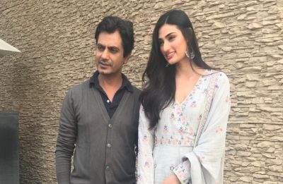 Nawazuddin Siddiqui and Athiya Shetty starrer Motichoor Chaknachoor goes on floor