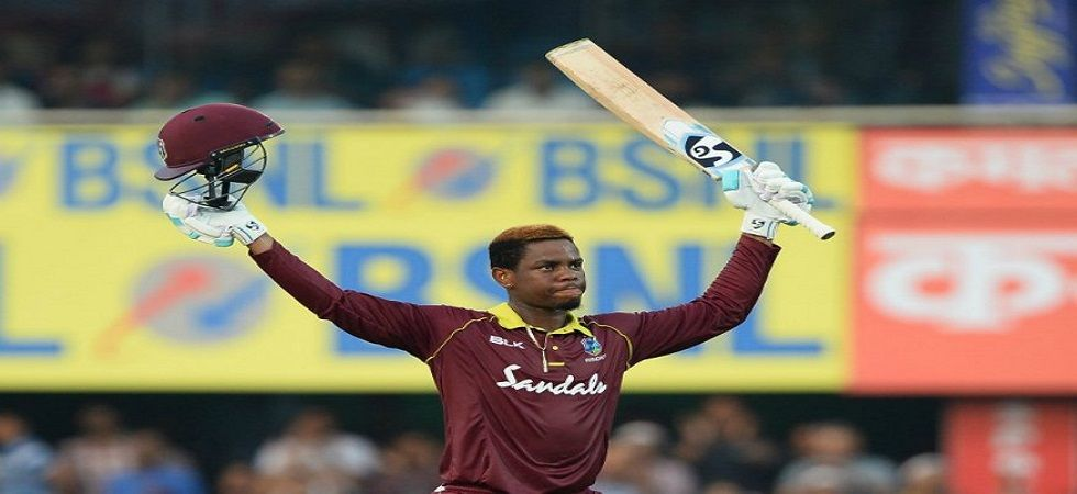 Shimron Hetmyer has now hit three centuries in his 13 ODIs.