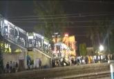 LIVE   West Bengal: Two killed, 14 injured in stampede on footbridge at Santragachhi railway station in Howrah